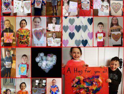 Valentine's Art – Rang 1 & Rang 2