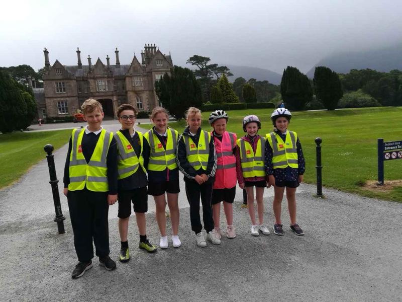 Cycling Club in Killarney!