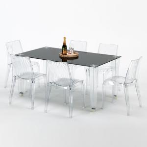 Scaune Cafenea Transparente