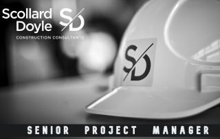 Scollard Doyle Senior Project Manager job opportunity