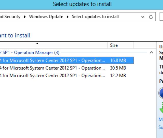 Update Rollup 4 For System Center 2012 Service Pack 1 Sysctr Vmm Configmgr Robert Smit Mvp Blog