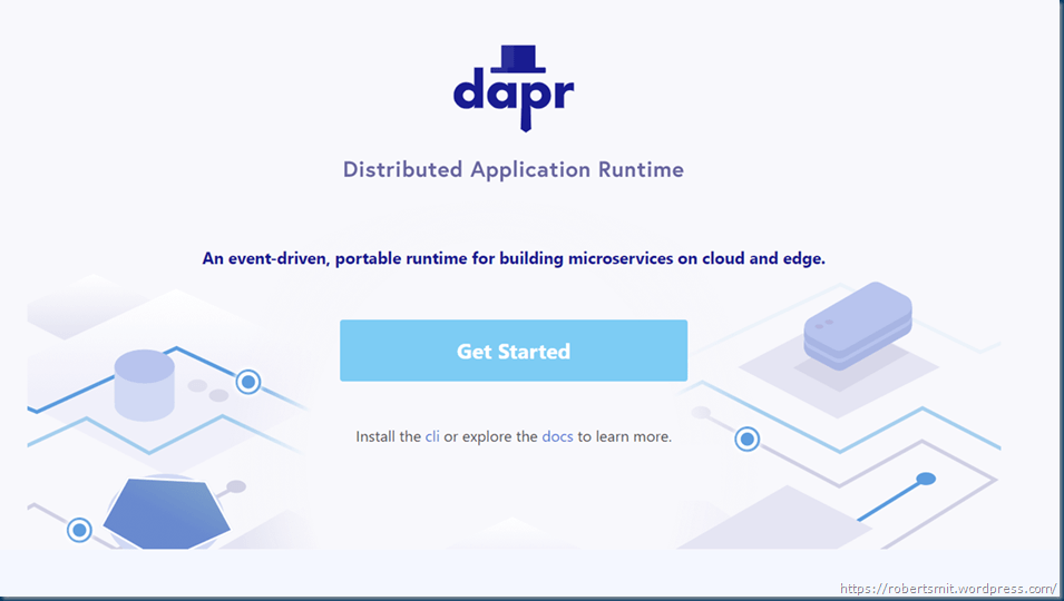 https://docs.dapr.io/getting-started/