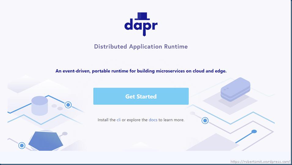 https://docs.dapr.io/getting-started/