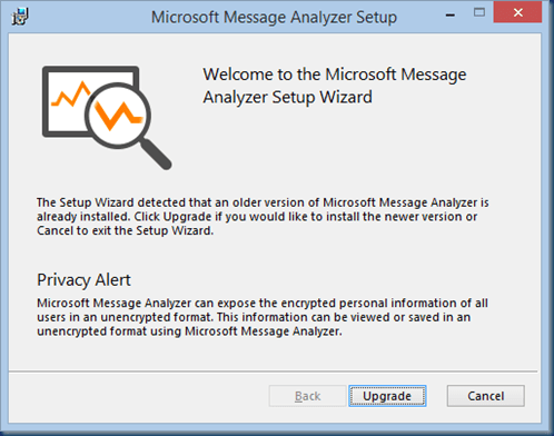Microsoft Message Analyzer Operating Guide
