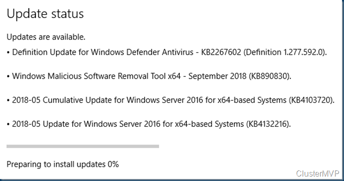 Upgrading Windows server 2016 Domain controller to Windows Server