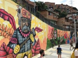 Comuna 13 Medellìn