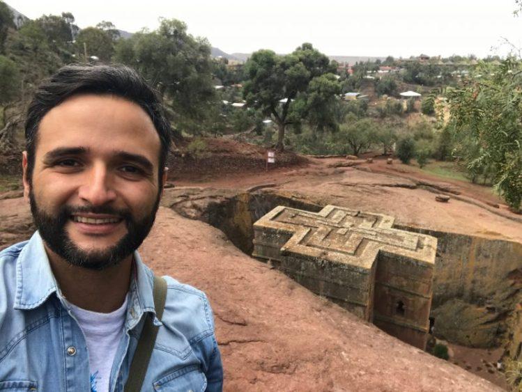 chiese lalibela etiopia africa sain george scomfort zone