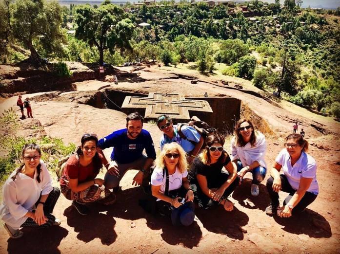 Etiopia viaggio solidale scomfort travel novembre 2018 lalibela