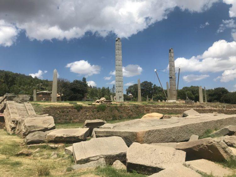 stele di axum Etiopia scomfort zone