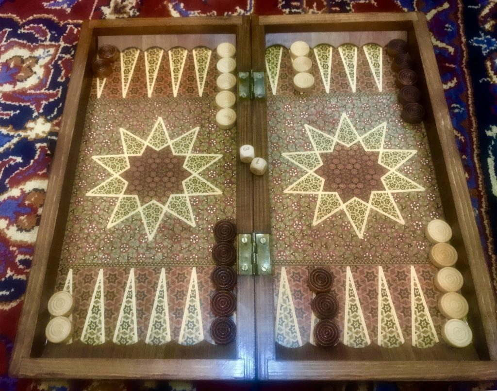 come si gioca a backgammon le origini del backgammon in Iran