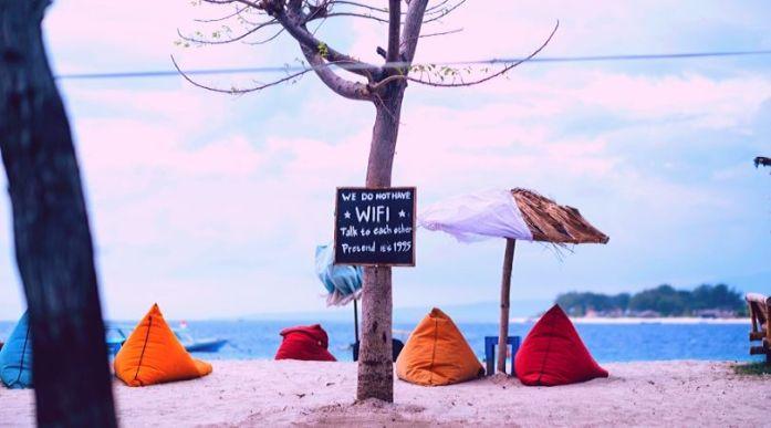 Servizio VPN in viaggio avere internet