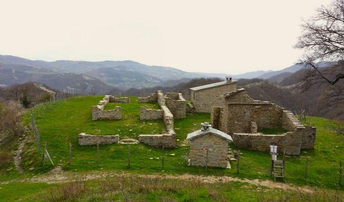 Trekking a Nasseto cosa fare Bagno di Romagna