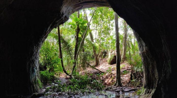 viaggio in colombia scomfort zone amazzonia guaviare grotta