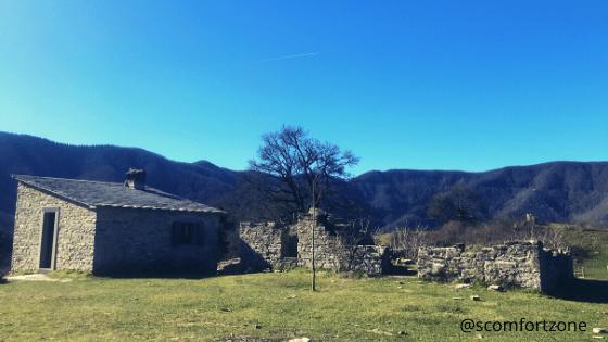 trekking al bivacco di Nasseto vicino a Bagno di Romagna valle del Savio