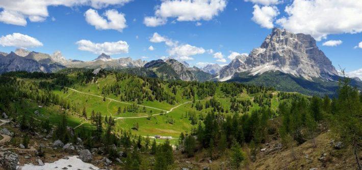 Dolomiti Bellunesi viaggio scomfort zone Mattia Fiorentini guida e viaggiatore local
