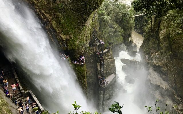 Pailón del Diablo – La cascata più famosa dell'Ecuador