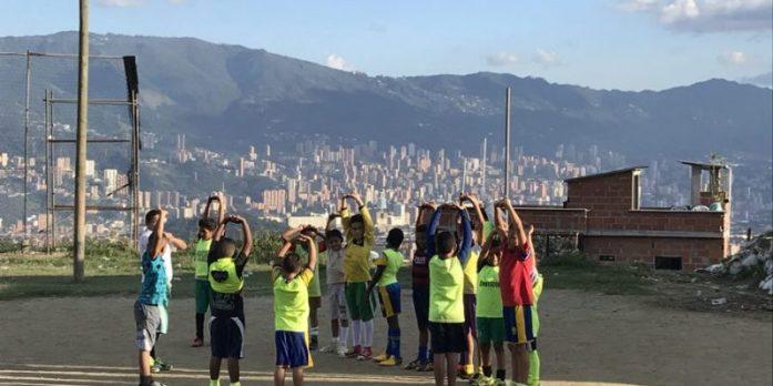 Volontariato in Colombia – La Comuna 13