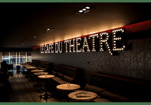 Restaurant Cafe Theatre Dix30