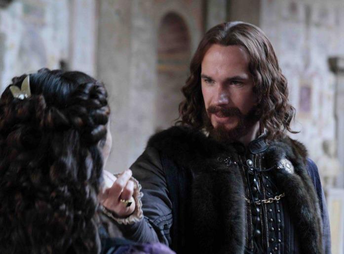 James D'Arcy è Ludovico Sforza