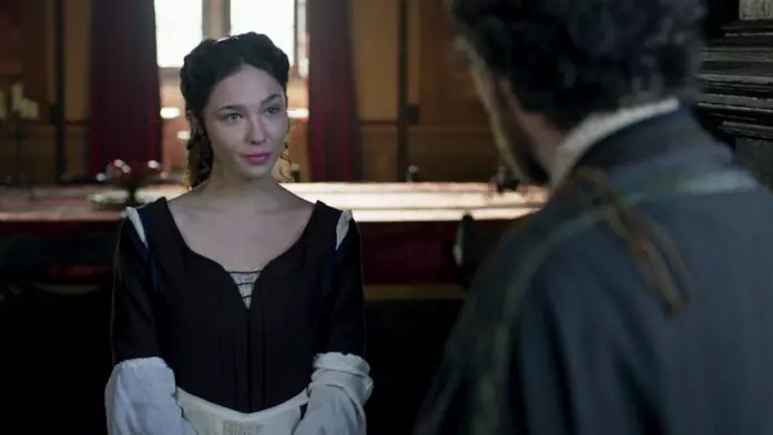 Matilda De Angelis è Caterina da Cremona