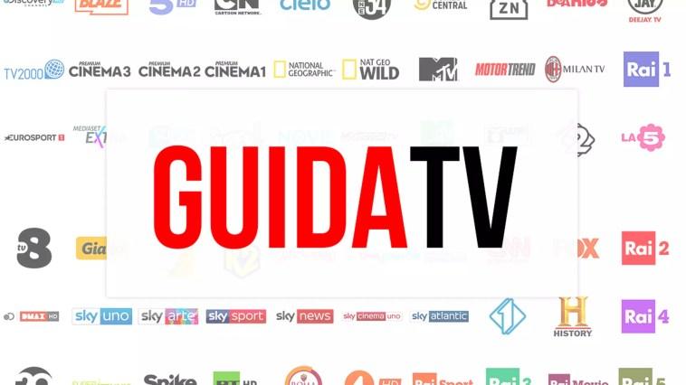 Guida Tv Venerdì 15 ottobre 2021