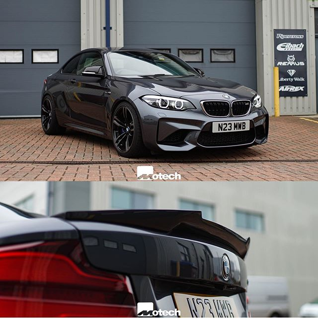 bmw m2 complete with eibach springs