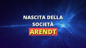 Read more about the article 5. Nascita della società: l'unica nostra grande famiglia.