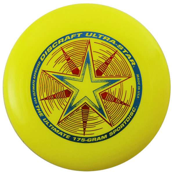 Discraft UltraStar желтый