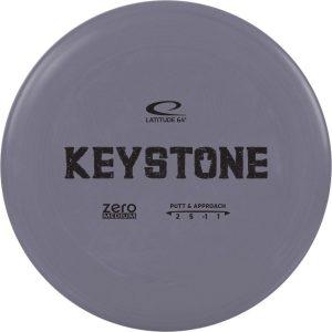 Фризбі диск-гольф Latitude 64 Zero Medium Keystone
