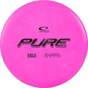 Диск-гольф Latitude 64 Zero Medium Pure