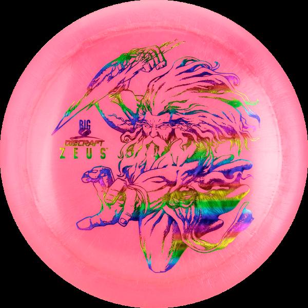 Диск-гольф Discraft Paul McBeth BIG Z ZEUS