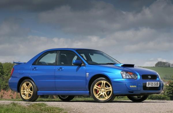 WRX-300-600x390 Subaru Impreza Turbo Special Editions - WRX, STI & Turbo UK Market