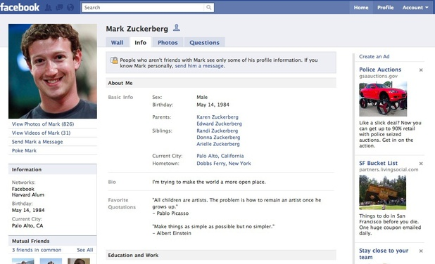 Facebook open for every one in world September 2006