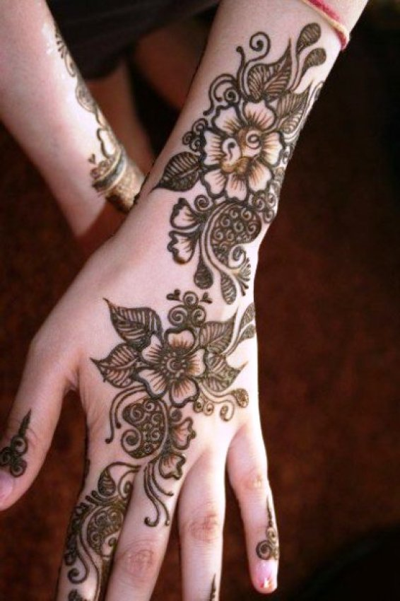 Eid Ul Adha Mehndi Designs 2014-2015 For Hands (15)