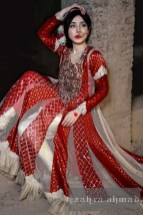 Zahra Ahmed New Wedding Formal Dresses in pakistan (4)