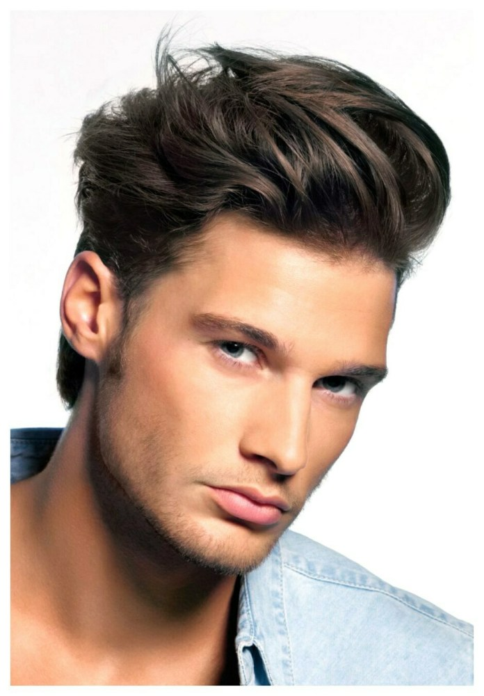 2015 Stylish and Decent Hairstyles For Men and Boys (1)