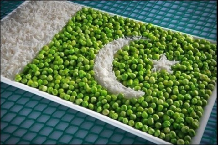 Flag of Pakistan New Images