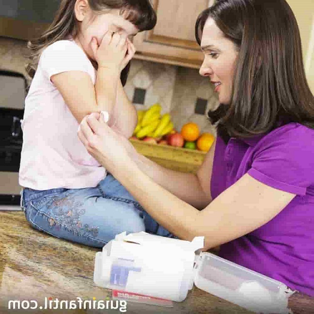 First Aid Box Training Course at Home