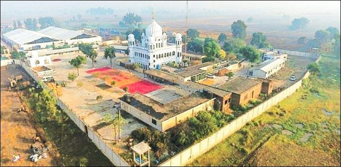 Kartarpur Narrowal District Pakistan