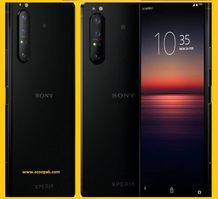 Sony Xperia 1 ii Price Specifications in Pakistan
