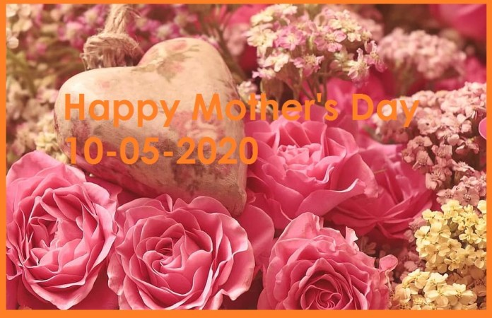 Mother Day 10 May 2020