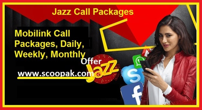Jazz Call Packages 2020 (Monthly-Weekly-Daily & Hourly)