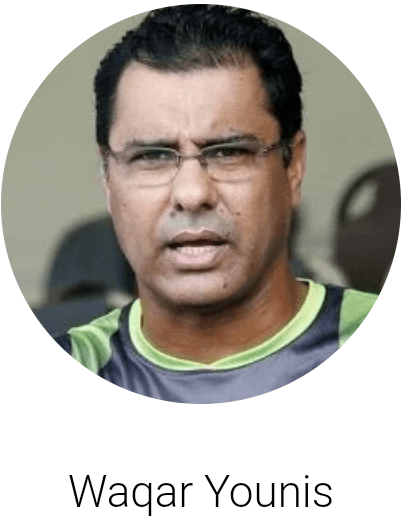 Fast Bowler Waqar Younas Father Died