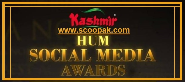 Hum Social Media Awards Winners 2020 Full List