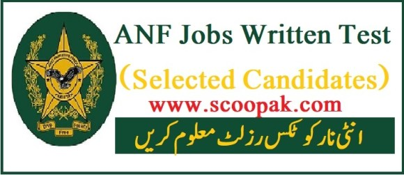 ANF Written Test Result 2021 Check Selected Candidates List PDF