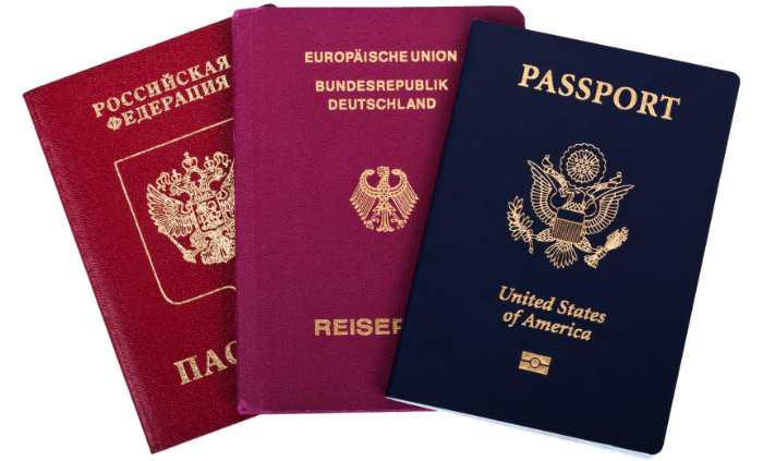 Passport-In-Europe