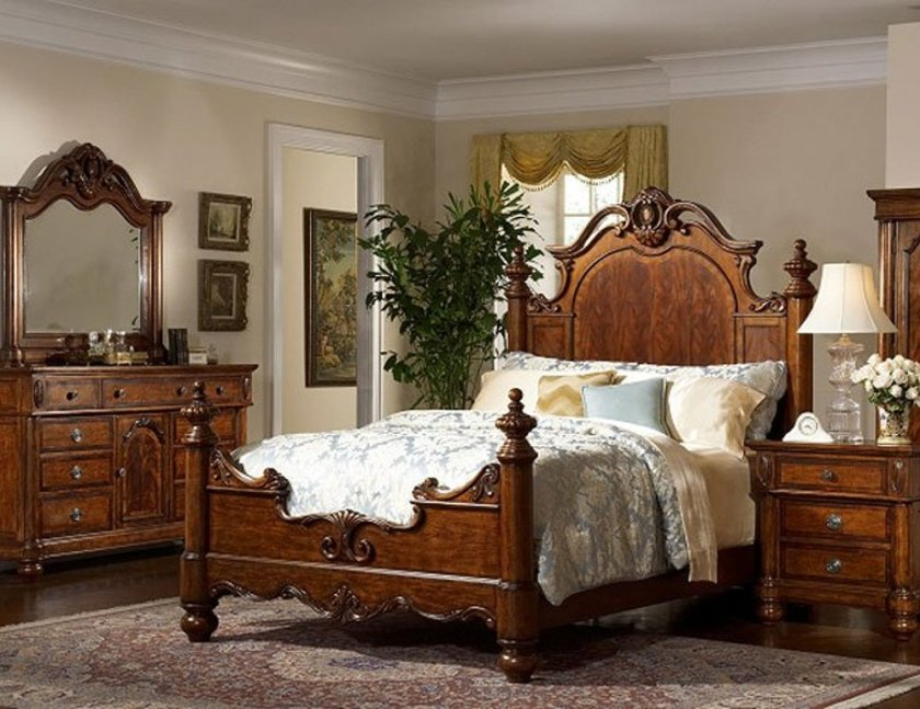 Victorian - Guest Bedroom