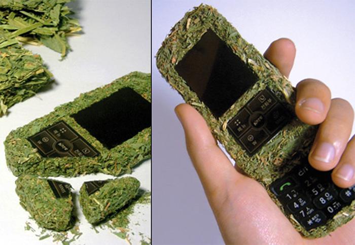 weed phone