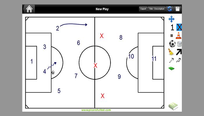 soccer board