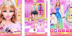 Dream Doll Makeover Girls Game